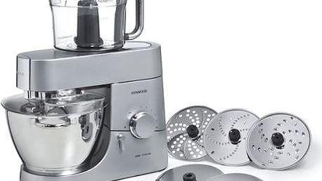 Kuchyňský robot Kenwood Chef Titanium KMC053 megapack