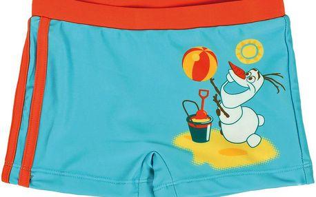 Disney Brand Chlapecké nohavičkové plavky Frozen, 92 cm