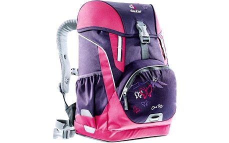 Deuter OneTwo blueberry butterfly