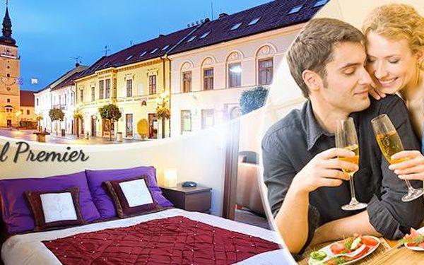 Letní Slovensko, Trnava pro 2 osoby v apartmánu na 3 až 5 dní se snídaněmi, saunou a šampaňským deluxe!