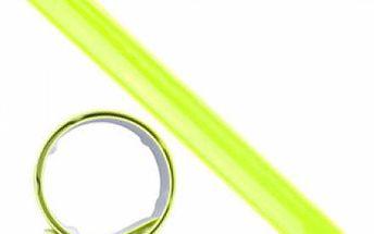 Bezpečnostní reflexní pásek - navíjecí - skladovka - poštovné zdarma