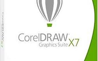 CorelDRAW Graphics Suite X7 CZE Upgrade