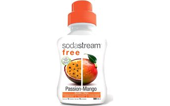 Sirup SodaStream 500 ml s příchutí Marakuja - Mango