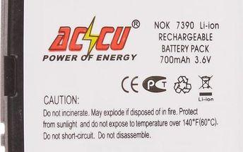 Accu baterie za Nokia BP-5M 700mAh Li-Ion