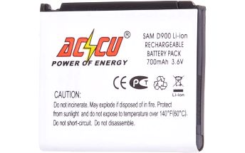 Accu baterie za Samsung AB503442B, AB503442BEC, AB503442BEC/STD 700mAh Li-Ion