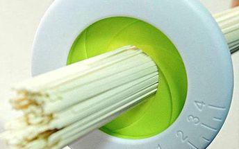 Dávkovač na špagety - zelená barva