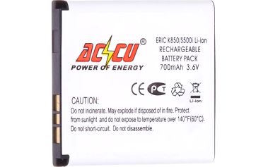 Accu baterie za Sony Ericsson BST-38 700mAh Li-ion