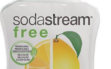 Sirup SodaStream s citronovou příchutí Fresh Lemonade 500 ml
