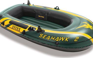 Nafukovací člun Intex Seahawk pro 2 osoby s nosností 200 kg