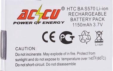 Accu baterie za HTC BA-S570 1150mAh Li-ion