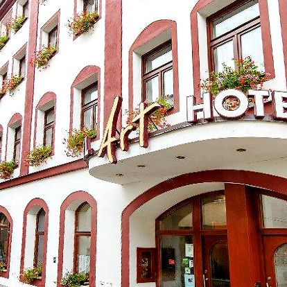 3–6denní pobyt s polopenzí včetně romantické večeře pro 2 v Art hotelu Písek