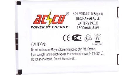 Accu baterie za Nokia BP-5L 1500mAh Li-Pol