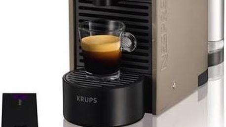 Espresso Krups Nespresso U XN250A šedé + Doprava zdarma