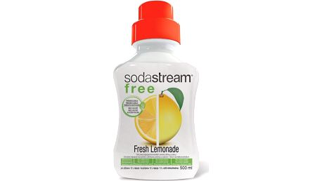 Sirup SodaStream s citronovou příchutí Fresh Lemonade 500 ml