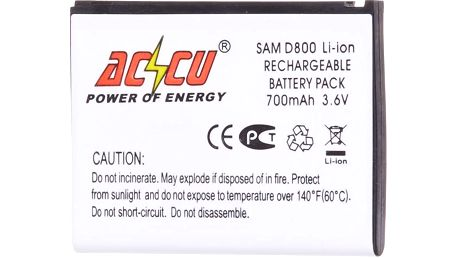 Accu baterie za Samsung BST5268BEC 700mAh Li-Ion