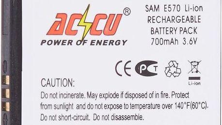 Accu baterie za Samsung AB503442BECSTD 600mAh Li-Ion
