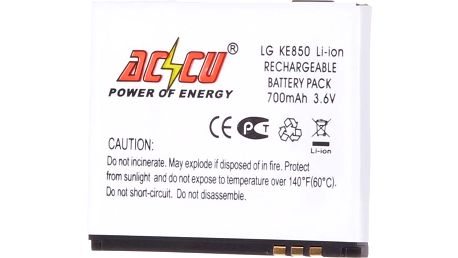 Accu baterie za LG LGIP-C800 700mAh Li-Ion