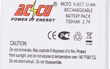 Accu baterie za Motorola 77865, BC60, BC70 700mAh Li-Ion