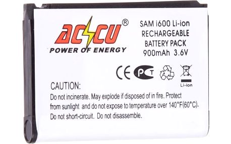 Accu baterie za Samsung AB653450CABSTD 900mAh Li-Ion