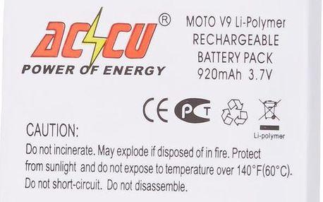 Accu baterie za Motorola SNN5807, SNN5807A 920mAh Li-Pol