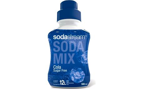 Sirup SodaStream Cola Zero 500 ml