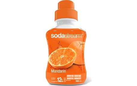 Sirup SodaStream Mandarinka 500ml