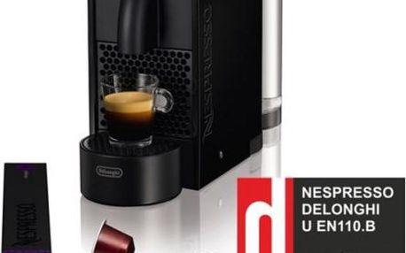 DeLonghi Nespresso U EN110B černé