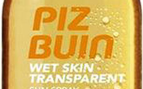 Opalovací sprej Piz Buin Wet Skin Transparent SPF30 150ml