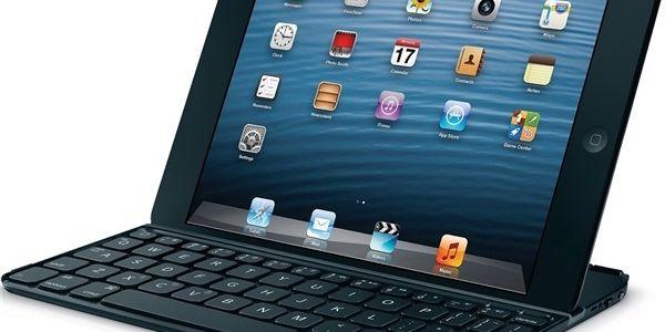 ZAGGkeys Mini 9 - kryt, klávesnice a stojan v jednom pro iPad mini - černá