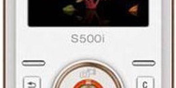 invisibleSHIELD pro Sony Ericsson S500i (display)