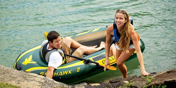 Intex owners manual inflatable boat