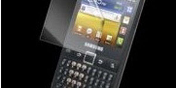 invisibleSHIELD pro Samsung B5510 Galaxy Y Pro (display)