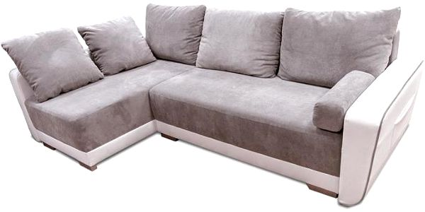 Rohová sedací souprava Impuls s úložným prostorem