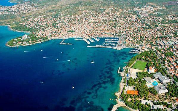 Dovolená v Chorvatsku pro 1 na 8 dní