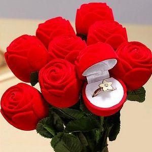 Dárková krabička - růže