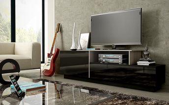 Komoda pod televizor/rádio SIGMA 3D