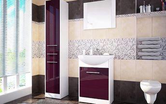 Elegantní koupelna NICO LONG 6