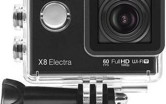 Lamax Action X8 Electra černá + Doprava zdarma