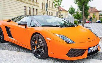 15 nebo 30 min v Lamborghini Gallardo