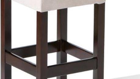 Barová židle H-4 Sedátko čalouněné