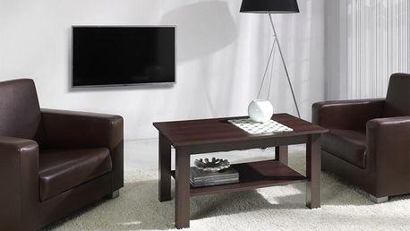 Konferenční stolek s policí T29 wenge