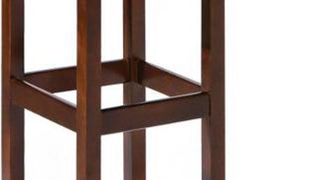 Barová židle H-3 Sedátko čalouněné