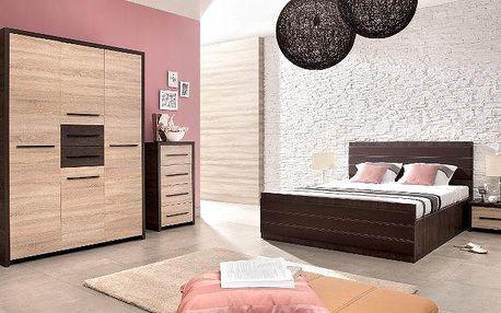 Moderní ložnice KOLDER sestava 6