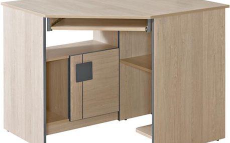 GM11 Rohový psací stůl GUMI