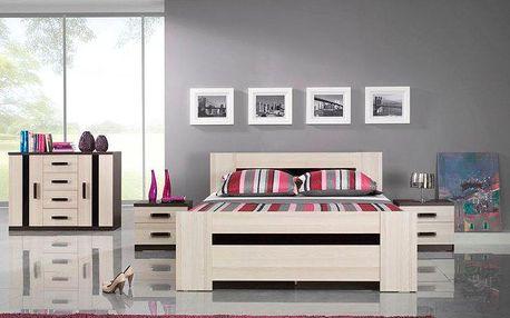 Moderní nábytek do ložnice ORLANDO Sestava 4