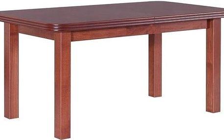 Stůl WENUS 5L 90x160/240cm přírodní dýha