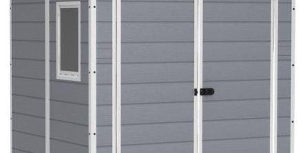 Zahradní domek MANOR 6x5DD grey