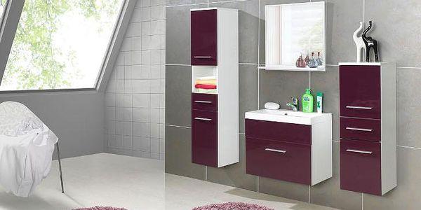 Elegantní koupelna LUPO 3 lesk