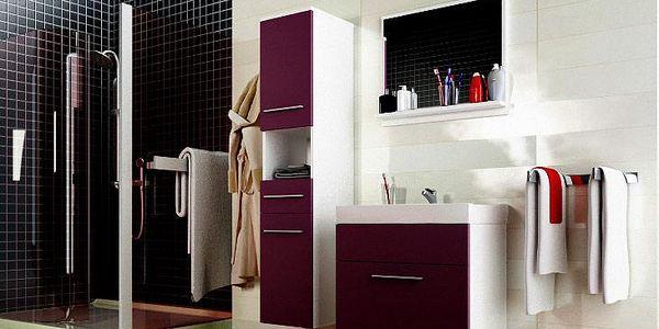 Elegantní koupelna TIPO 3