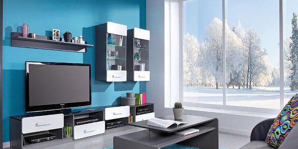 Moderní obývací stěna LIDO 5